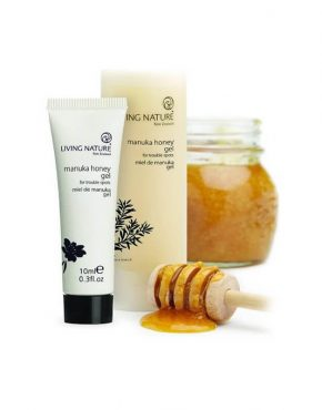 Living Nature_Manuka_Honey_Gel_10ml_50ml