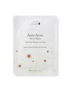 100-percent-pure-Anti-Acne-Masks-Sheet