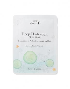 100-percent-pure-Deep-Hydration-Masks-Sheet