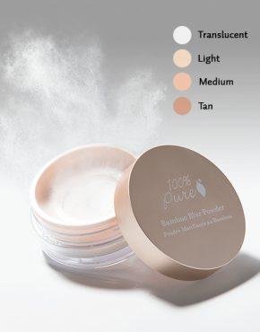 100 percent pure_Bamboo Blur Powder