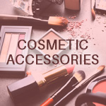 organic natural cosmetic accessories