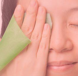 organic natural oily skin