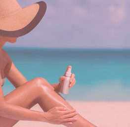organic natural sun care products